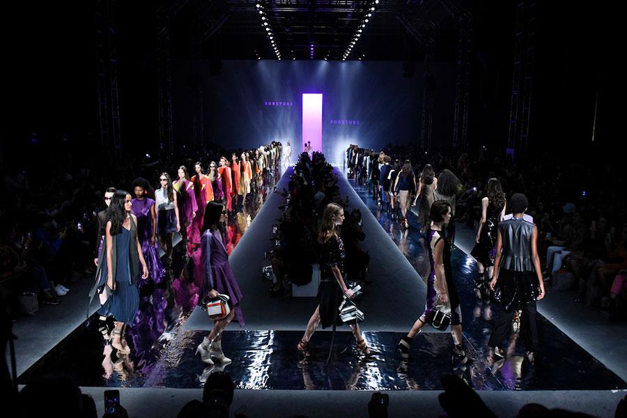 foto notícia sobre moda atacado